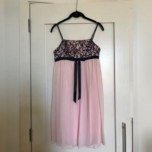 Jessica McClintock Chiffon Dress (Girls Size 16)